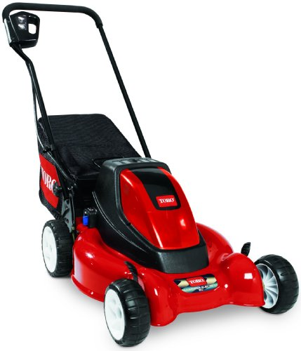 Toro 20360 e-Cycler 20-Inch 36-Volt Cordless Electric Lawn Mower picture