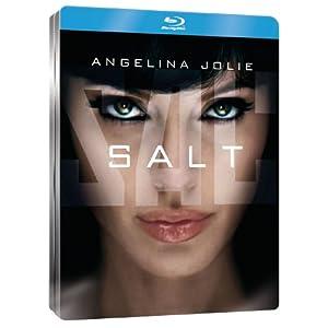 Salt - Edition collector limitée boitier métal -  Exclusivité Amazon.fr - Inclus les 3 versions d