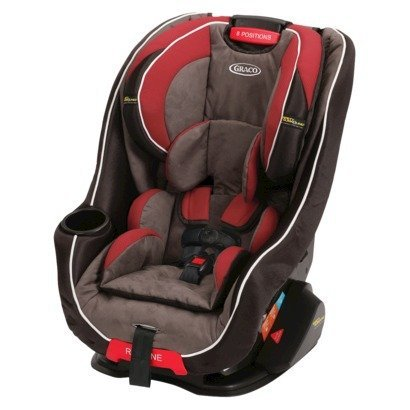Graco Headwise 70 Convertible Car Seat Featuring Safety