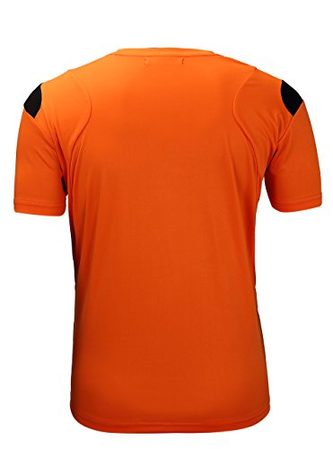 Zity men 39 s big tall short sleeve moisture wicking for Big and tall athletic shirts