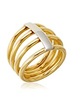 Rhapsody Anillo (oro bicolor 18 ct)