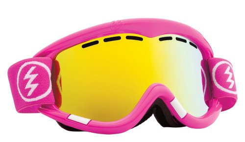 Electric Eg1 Snow Goggle, Punk Pink, Bronze/Gold Chrome