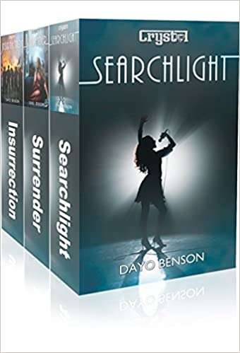 The Crystal Series Boxed Set: A Christian Romantic Suspense Series (Books 1 - 3: Searchlight, Surrender & Insurrection)