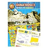 Lets Grow Smart! (United States 2 Workbook with Reward Stickers!, Grade 1-2)