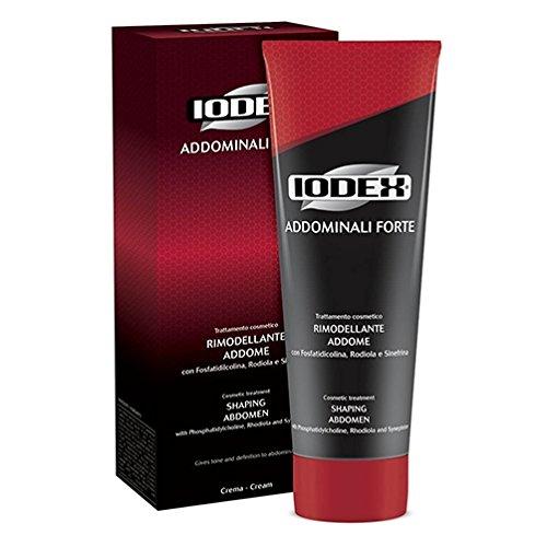Iodex Addominali Forte Crema Rimodellante Addome 220 ml