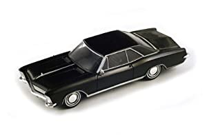 Spark Buick Riviera - Black - 1965 - 1/43rd Scale Spark Model at Sears.com