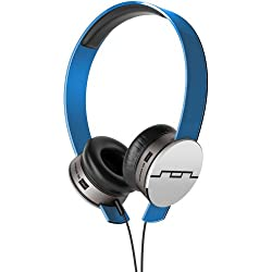 SOL REPUBLIC TRACKS HDON-EAR HEADPHONE WITH V10 ENGINE (BLUE)