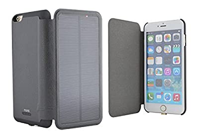 iPhone 6 Solar Power Battery Case 4200 mAH