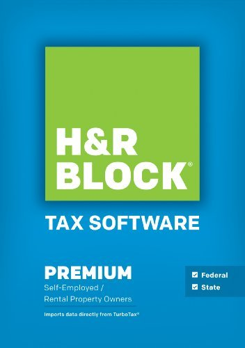 H&R Block Tax Software Premium + State 2014 (Hr Block Tax Software Mac 2014 compare prices)