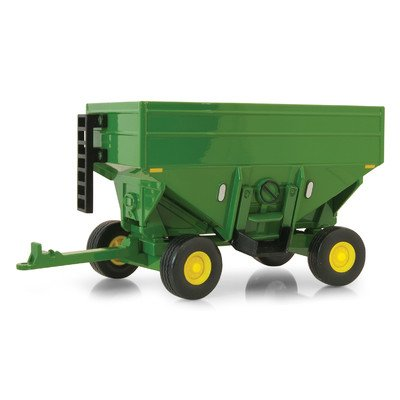 Ertl John Deere Gravity Diecast Wagon, 1:32-Scale front-1024160