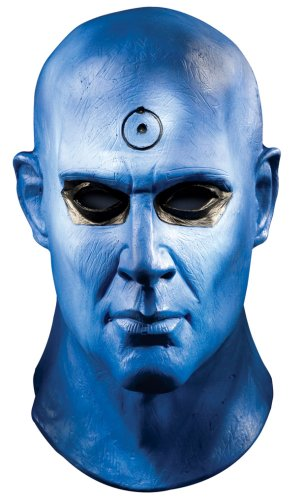 Dr. Manhattan Deluxe Latex Mask