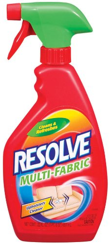Resolve Carpet Multi-fabric Cleaner, 22 Ounce (Pack of 2) (Carpet Cleaner With Oxi Clean compare prices)