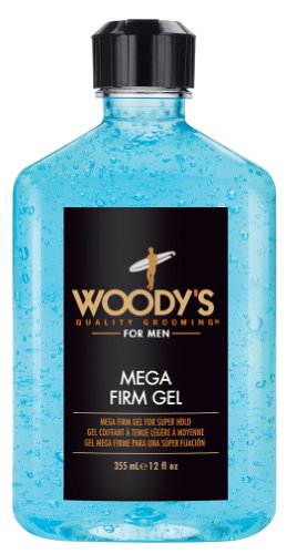 Qualità Grooming di Woody Mega Gel Studio - 355 ml