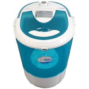ALUMIS アルミス 1槽式小型自動洗濯機 【晴晴ミニ】 グリーン AKS-2.5GL