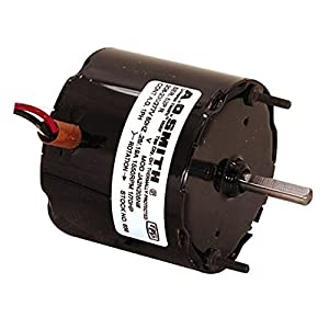 Emerson chromalox replacement motor 1 70 hp 1550 rpm for Ao smith ac motor 1 2 hp