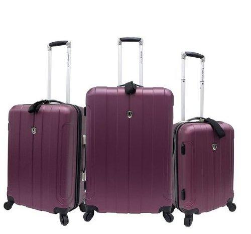 travelers-choice-cambridge-3-piece-hardshell-spinner-set-plum