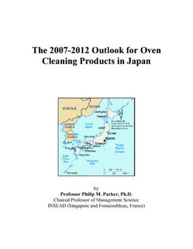 The 2007-2012 Outlook For Oven Cleaning Products In Japan front-533947