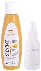 ST.D'VENCÉ Multani Mitti Lotion with Natural Rose Water - 100 ml