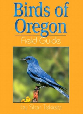Birds of Oregon Field Guide