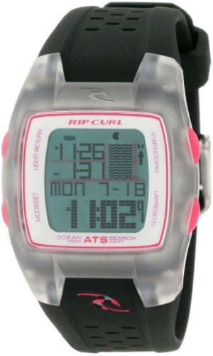 Rip Curl Women's A1041G-GRY Winki Oceansearch Polyurethane Pre-Programmed Tide Watch