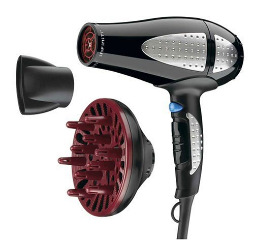 41TZ2XA2HHL. SL500  Conair Infiniti Hair Dryer Review