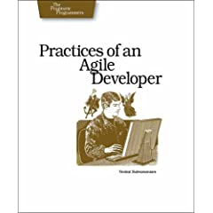 Cover von 'Practices of an Agile Developer'
