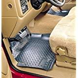 Husky Liners Classic Style Custom Fit Molded Front Floor Liner for Select Hummer H3 Models (Black) at Sears.com