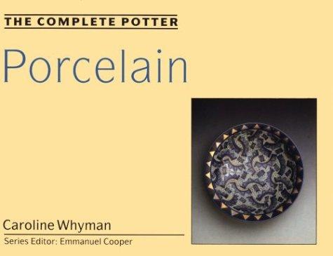 The Complete Potter: Porcelain front-291475