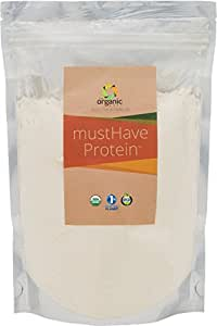 1.5 Lbs. The Organic Whey - USDA Certified Organic Whey Protein