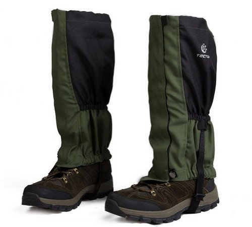 Snow Gaiter Boot Cover Hiking/camping Outdoor Research Shoes Gaiters Army Green