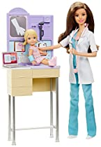Barbie Careers Pediatrician Playset
