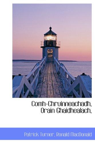 Comh-Chruinneachadh, Orain Ghaidhealach,