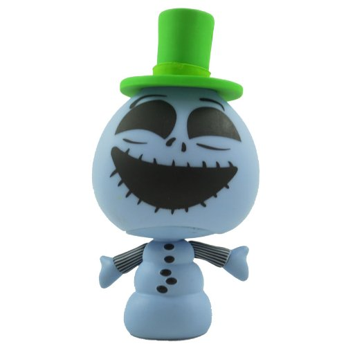 Funko The Nightmare Before Christmas Mystery Mini - Christmas Town Snowman (Blue)