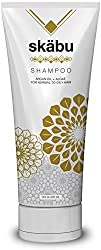 Skabu Certified Organic Moroccan Argan Oil and Algae Shampoo With Age Defying Green Tea Serum and…