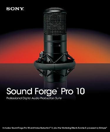 Sony Creative Sound Forge 10
