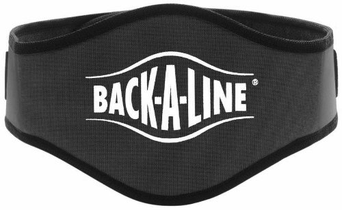 BACK-A-LINE HEAVY DUTY BACK SUPPORT - Size: 2X (43