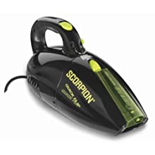 Dirt Devil 08225 Scorpion Quick-Flip Turbo Handheld Vacuum Cleaner