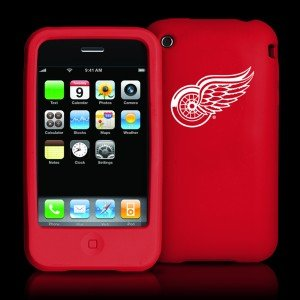 Detroit Red Wings iPhone 3G / 3GS Silicone Case