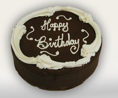 Gluten Free Birthday Cake Shadow