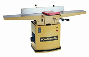 Powermatic 1610077K Model 60B 8-Inch 2-Horsepower Jointer, 208/230-Volt 1-Phase