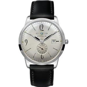 Orologi di lusso uomo zeppelin flatline 7334 4 orologio for Offerte orologi di lusso