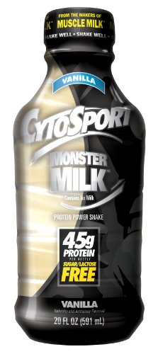 CytoSport Monster Milk Ready-To-Drink Protein