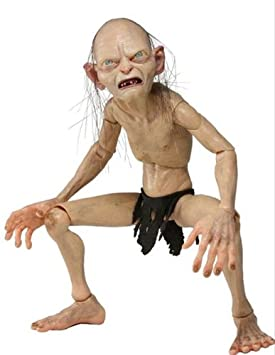 The Lord of the Rings - Gollum 1/4 Scale Figure [Import allemand]