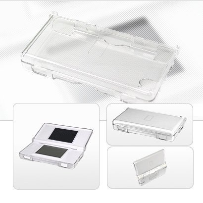 Crystal Hard Case Skin Cover for Nintendo Ds NDS Lite