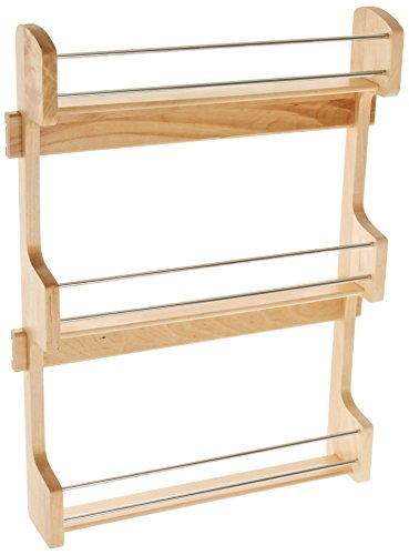 Rev-A-Shelf - 4SR-21 - Door Mount Spice Rack