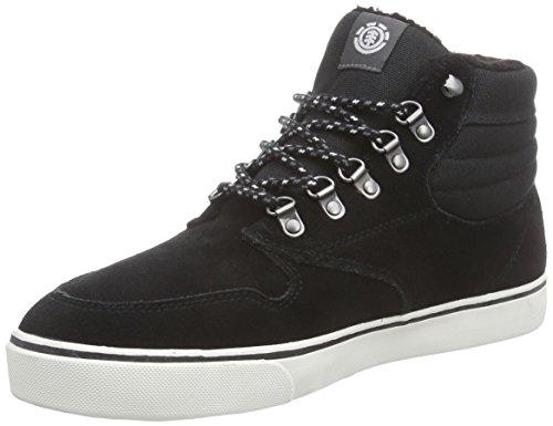 Element ELEMENT TOPAZ C3, Low-Top Sneaker uomo, Nero (Schwarz (BLACK CHARCOAL 1818)), 45
