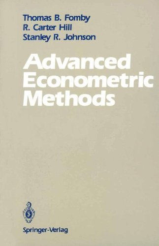 Advanced Econometric Methods