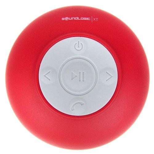 Soundlogic Bluetooth Water Splash Proof Shower Speaker & Wireless Speakerphone