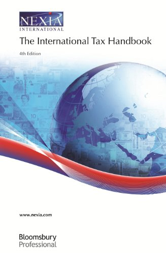 The International Tax Handbook: (Fourth Edition)