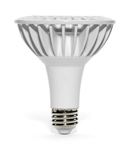 Royoled Par30953014Dl Long Neck 14W Dimmable 3000K 1190 Lumen Spot Light Bulb, Soft White Light